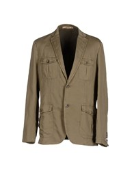 At.P. Co At.P.Co Suits And Jackets Blazers Men Military Green