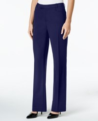 Tommy Hilfiger Modern Straight Leg Pants Midnight