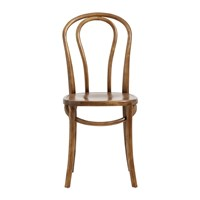 Nordal Bistro Chair Wood Brown