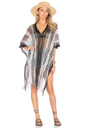 Missoni Poncho Black