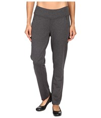 Royal Robbins Metro Melange Stretch Pants Charcoal Women's Casual Pants Gray