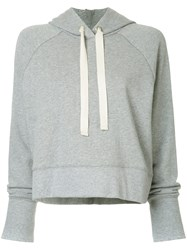 Nobody Denim Boxy Hoody Cinder Grey