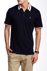 Victorinox Victory Tailored Fit Polo Blue