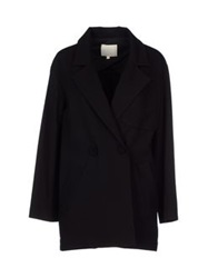 Trou Aux Biches Full Length Jackets Black