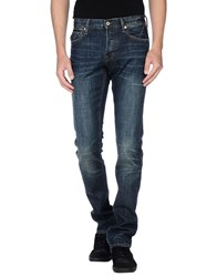 Polo Jeans Company Denim Denim Trousers Men Blue