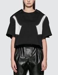 Maison Martin Margiela Patched T Shirt Black