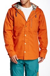 Dc Shuvit Snow Jacket Orange
