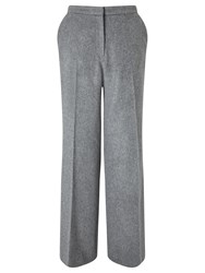 Bruce By Bruce Oldfield 73 Nyc Flannel Trousers Light Grey