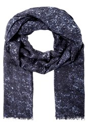 Ichi Sys Scarf Total Eclipse Blue