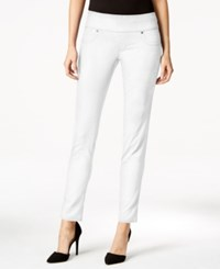 Styleandco. Style And Co. Pull On Bright White Wash Boyfriend Jeans Only At Macy's