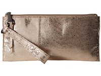 Hobo Vida Platinum Exotic Clutch Handbags Taupe