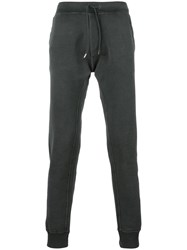 Dsquared2 Exposed Seam Track Pants Grey