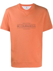 Brunello Cucinelli Be Courageous T Shirt 60