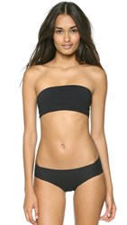 Top Secret Tiny Tube Bandeau Black