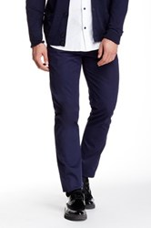 Marc By Marc Jacobs Shane Fit Pant 34' Inseam Blue