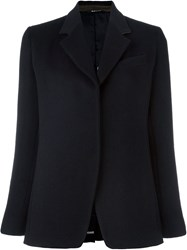 Maison Martin Margiela Exposed Seam Blazer Jacket Black