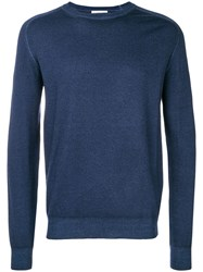Etro Knitted Sweater Blue