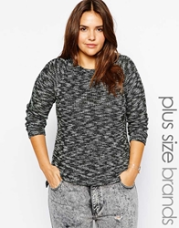 Alice And You Space Dye Cut And Sew Jumper Multi