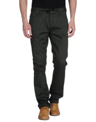 Element Casual Pants Dark Green