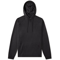Folk Rivet Hoody Black