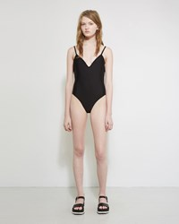 Bower Swimwear Hutton One Piece Black Exclusive To La Garonne