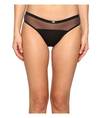 Emporio Armani Icona Sensual Vintage Brief Black