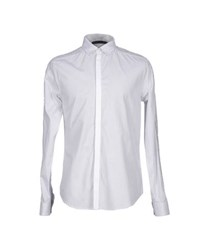 Karl By Karl Lagerfeld Shirts Shirts Men Light Grey