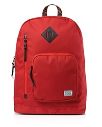 Toms High Road Backpack Red