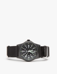 Military Watch Co. G10 Lm 12 24 Us Military Watch Black