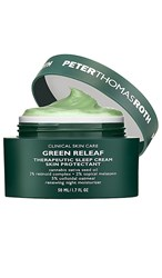 Peter Thomas Roth Green Releaf Therapeutic Sleep Cream In Beauty Na.