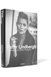 Taschen Peter Lindbergh A Different Vision On Fashion Photography By Thierry Maxime Loriot Hardcover Book Black