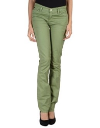 Gold Sign Goldsign Casual Pants Green