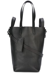 Marsell Oversized Tote Black