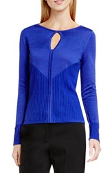 Vince Camuto Women's Keyhole Sweater