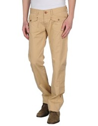 Replay Casual Pants Sand