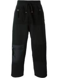Blood Brother Zip Pocket Track Pants Black