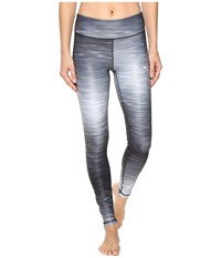 Puma All Eyes On Me Tights Black Glacier Gray Women's Clothing