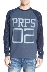 Men's Prps 'Diger' Graphic Long Sleeve Knit Top