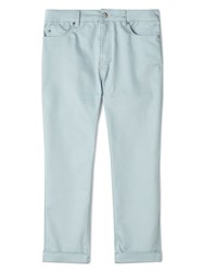 Dash Sea Mist Crop Trousers Blue