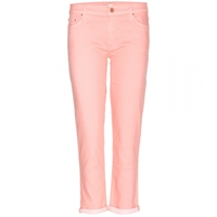 Mother The Dropout Boyfriend Jeans Rosy