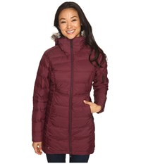 Outdoor Research Fernie Down Parka Pinot Women's Coat Red