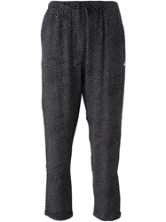Woolrich Dotted Cropped Trousers