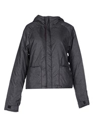 Y 3 Coats And Jackets Jackets Women Grey