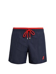 Vilebrequin Moka Bi Colour Swim Shorts Navy Multi