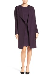Tahari Women's Elie 'Dez' Stretch Wool Topper