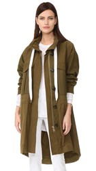 Rag And Bone Voltaire Parka Dark Olive