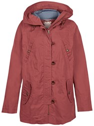 Fat Face Munro Jacket Redwood