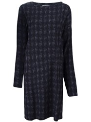 A.F.Vandevorst 'Daily' Dress Blue