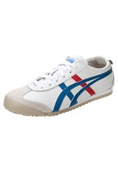 Onitsuka Tiger By Asics Onitsuka Tiger Mexico 66 Trainers White Blue