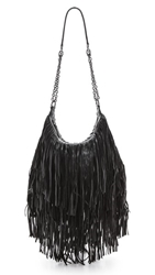 Monserat De Lucca Bochoa Shoulder Bag Black